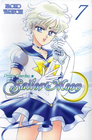 Sailor Moon Vol 7 GN Kodansha Edition