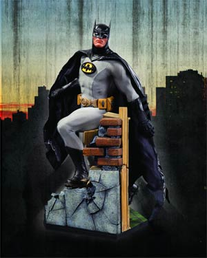 Batman 1/4 Scale Museum Quality Statue Version 2