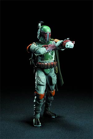 Star Wars Boba Fett Return Of The Jedi Version ARTFX Plus Statue