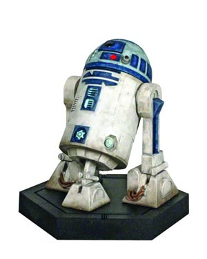 Star Wars The Clone Wars R2-D2 Maquette