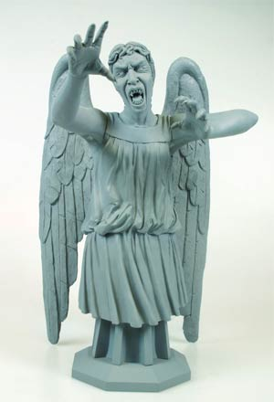 Doctor Who Weeping Angel Maxi Bust