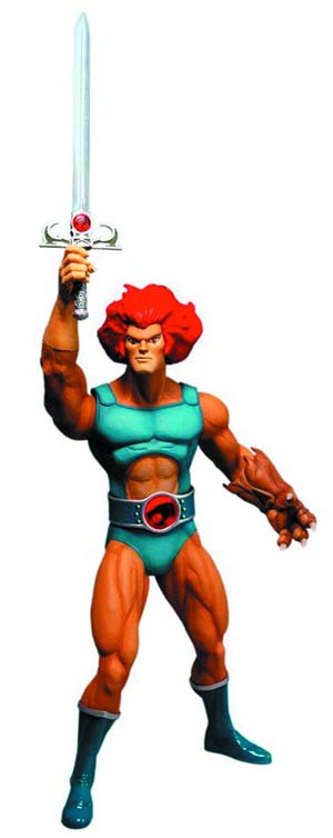 Thundercats Lion-O 14-Inch Action Figure