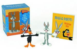 Bugs & Daffy Desktop Duo Kit