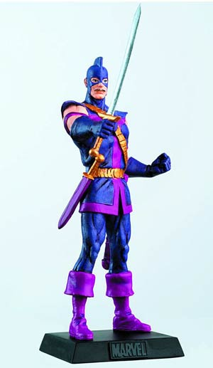 Classic Marvel Figurine Collection Magazine #182 Swordsman