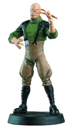 DC Superhero Figurine Collection Magazine #116 Negative Man