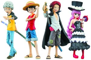 One Piece Half Age Characters - Promise Of The Straw Hat Blind Mystery Box Figure