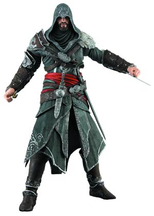 Assassins Creed Revelations Ezio The Mentor 7-Inch Action Figure