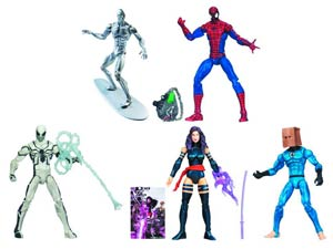 Marvel Universe Action Figure Assortment Case 201202