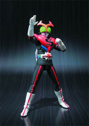 Kamen Rider S.H.Figuarts - Masked Rider Stronger (Kamen Rider Stronger) Action Figure