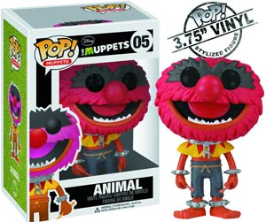 POP Muppets 05 Animal Vinyl Figure