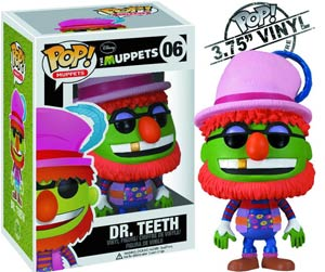 POP Muppets 06 Dr Teeth Vinyl Figure