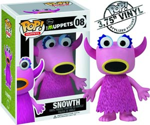 POP Muppets 08 Snowth Vinyl Figure