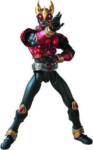 Kamen Rider SIC Kiwami Damashii- Masked Rider Kuuga Mighty Form (Kamen Rider Kuuga) Action Figure