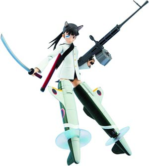 Strike Witches Armor Girls Project - Mio Sakamoto Miyafuji Shin Den Version Action Figure