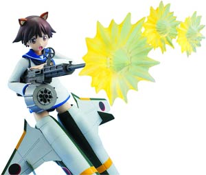 Strike Witches Armor Girls Project - Yoshika Miyafuji Shin Den Version Action Figure