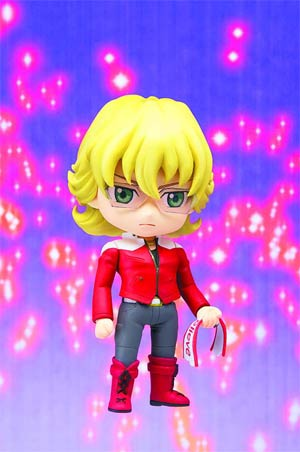 Tiger And Bunny Chibi-Arts - Barnaby Brooks Jr Figure