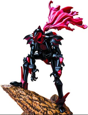 Wild Arms D-Arts - Knight Blazer Action Figure