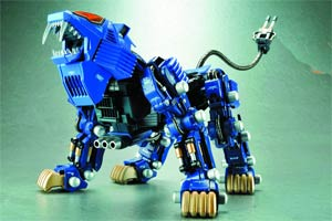 Zoids CP-01 Beam Cannon For Shield Liger Weapon