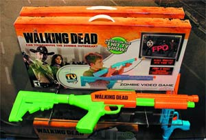 Walking Dead Plug-N-Play TV Game