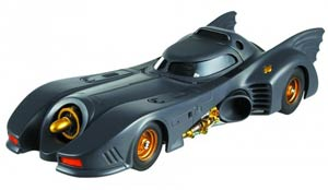 Hot Wheels Cult Classics 1989 Batman Batmobile 1/43 Scale Die-Cast