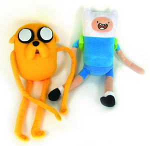 Adventure Time Plush 16-Piece Assortment Case
