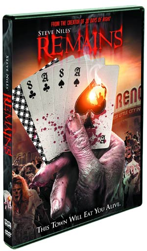 Steve Niles Remains DVD