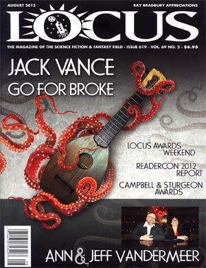 Locus #619 Vol 69 #2 Aug 2012
