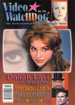 Video Watchdog #170 Sep / Oct 2012