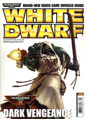 White Dwarf #392