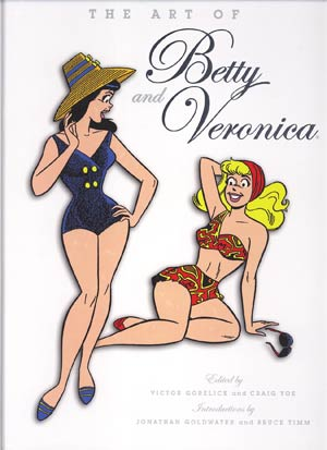 Art Of Betty And Veronica HC