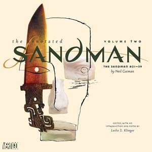 Annotated Sandman Vol 2 HC