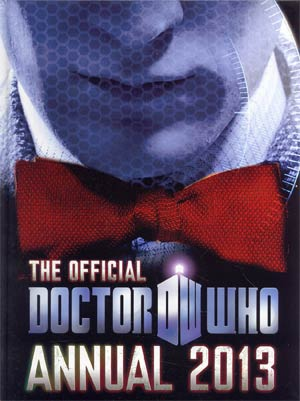 Official Doctor Who Annual 2013 HC