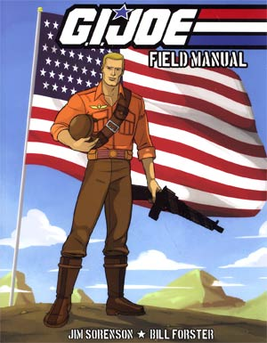 GI Joe Field Manual Vol 1 SC