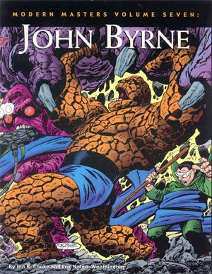 Modern Masters Vol 7 John Byrne SC New Printing