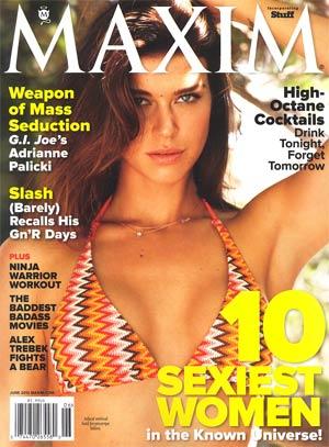 Maxim #174 Jun 2012