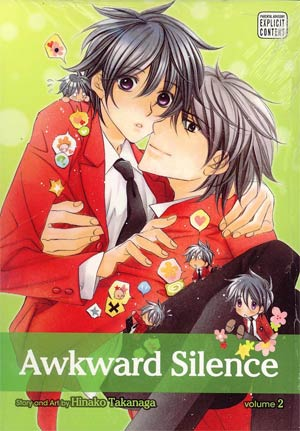Awkward Silence Vol 2 TP