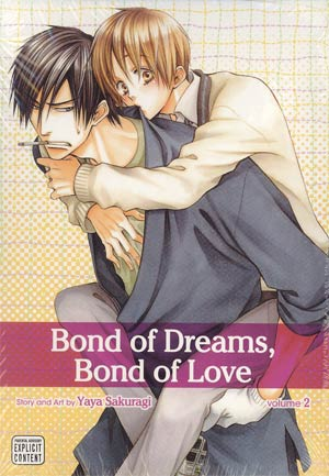 Bond Of Dreams Bond Of Love Vol 2 GN