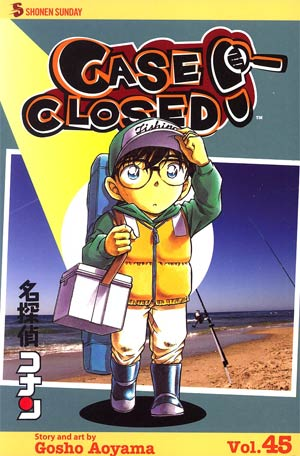Case Closed Vol 45 GN