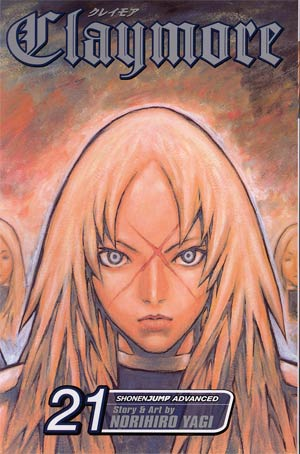 Claymore Vol 21 TP