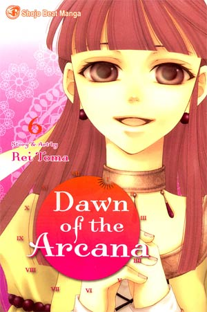 Dawn Of The Arcana Vol 6 TP