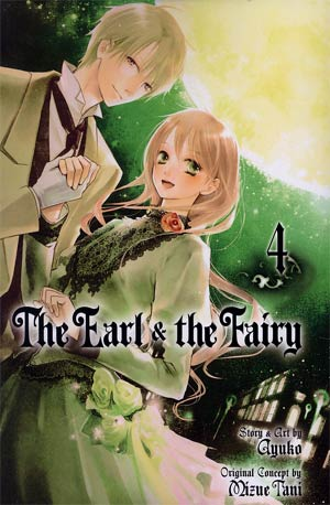 Earl & The Fairy Vol 4 TP