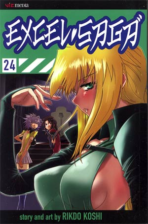 Excel Saga Vol 24 TP