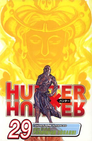 Hunter X Hunter Vol 29 TP