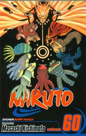 Naruto Vol 60 TP
