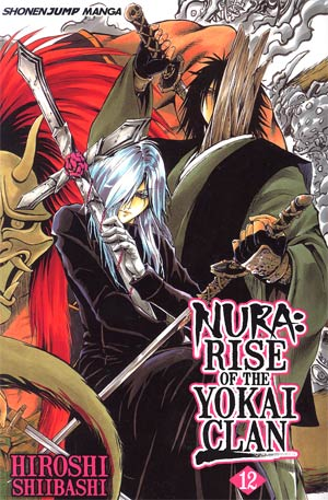 Nura Rise Of The Yokai Clan Vol 12 GN