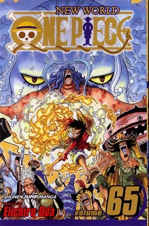 One Piece Vol 65 New World TP