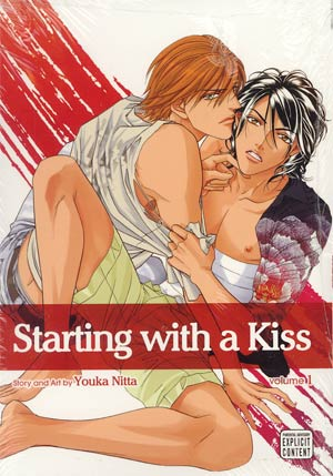 Starting With A Kiss Vol 1 GN