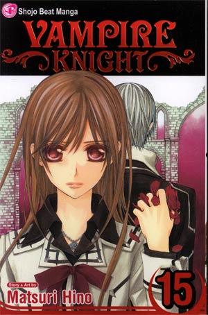 Vampire Knight Vol 15 TP
