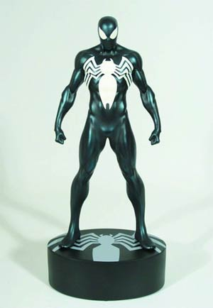 Spider-Man Black Museum Statue By Bowen