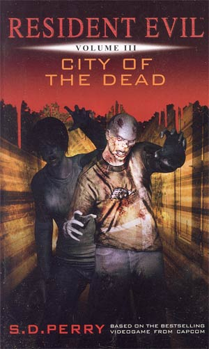 Resident Evil Vol 3 City Of The Dead MMPB Titan Edition